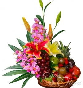 Arreglo floral Expresión Frutal