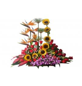Arreglo Floral Alegras mi Vida