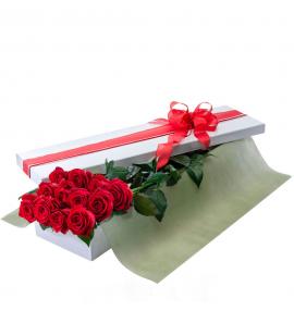Caja Rosas  Amore