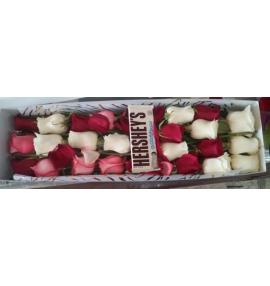Caja rosas cali  Te Quiero