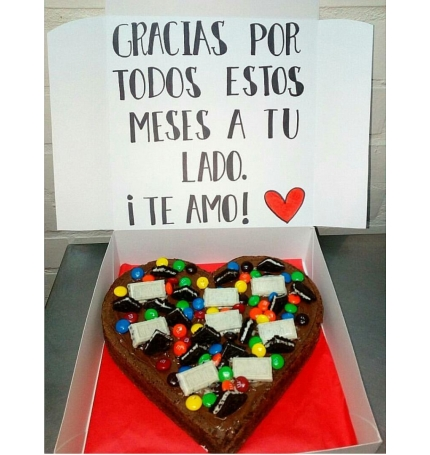 Brownie Personalizado