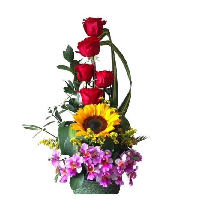 Arreglos Florales Pequeños