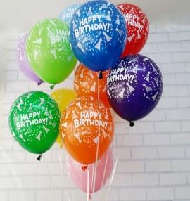 Globos en helio Cumpleaños Unidad Cali