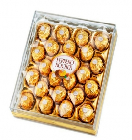 Ferrero 24 Bombones de Chocolate
