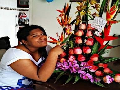Clientes Felices Arte y Flores Cali